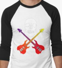 guitar cross bones  T-Shirt