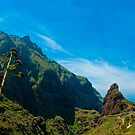 Masca - the most beautiful place on earth by Thomas Tolkien