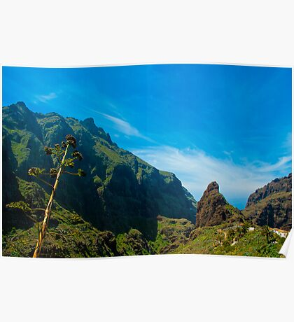 Masca - the most beautiful place on earth Poster
