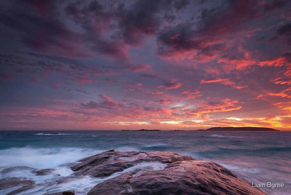 Suprise Sunset - Esperance, WA by Liam Byrne