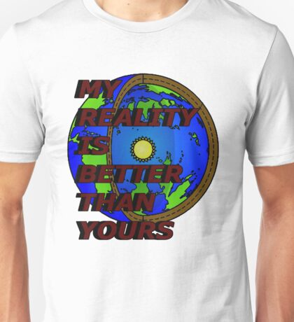 my reality (hollow earth) T-Shirt