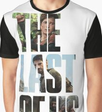 Tlou (collage) Graphic T-Shirt