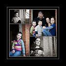 Oakley Family Montage by Samantha Lewandowski
