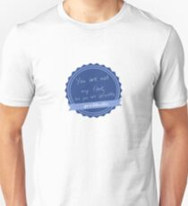 Problematic Awards Unisex T-Shirt