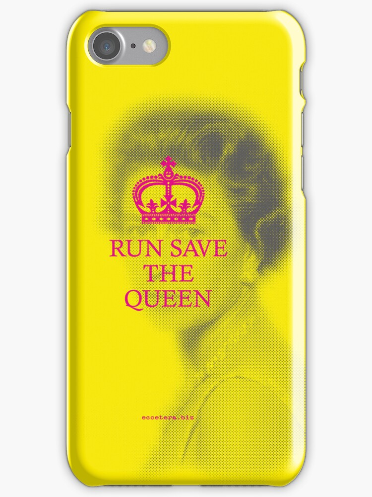 RUN SAVE THE QUEEN by eccetera