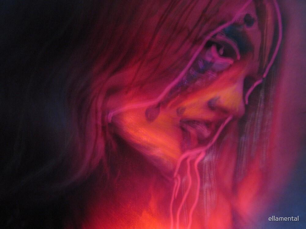 Daughter   Of   Disenchantment by ellamental