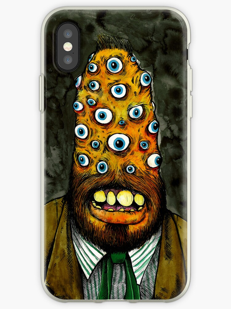 Fat Ankle - Eye Phone by FatAnkle