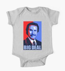 Anchorman Big Deal - Hope design One Piece - Short Sleeve