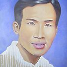 Mr Tan by Mitchell O'Mahoney