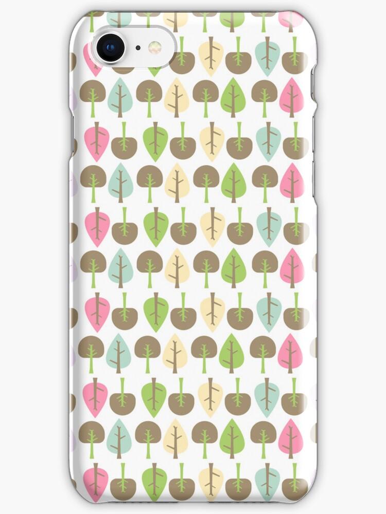 Woodland iPhone Case by sweettoothliz