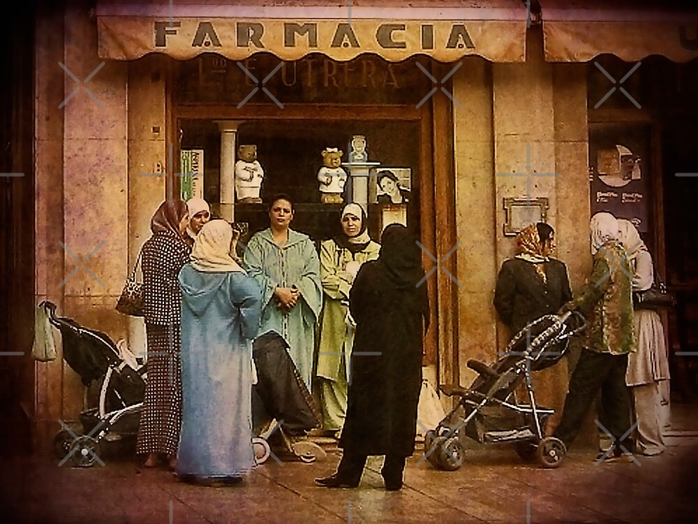 Pharmacy by Maria  Gonzalez