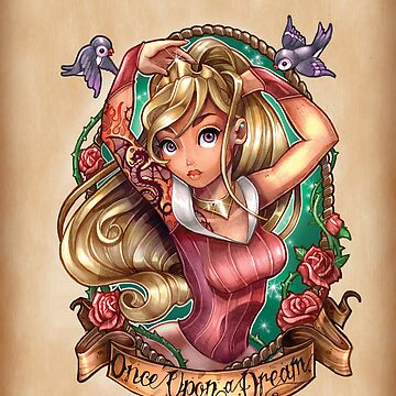 Once Upon A Dream (pink dress) by TimShumate