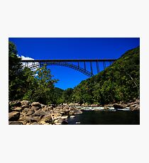 New River Gorge Bridge Photographic Print
