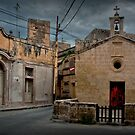 Chapel of St Roque, Zebbug (My Home Town) Island of Malta by Edwin  Catania