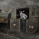 Steaming Thru  by timmburgess