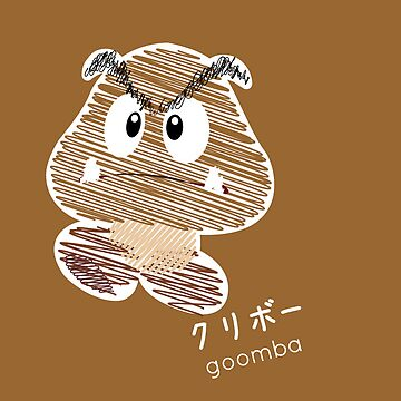 goomba -scribble- by cucupan
