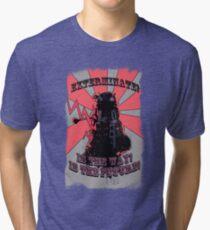 Dalek!! Tri-blend T-Shirt