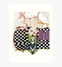 Materializing Dream Art Print