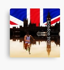 London Olympics 2012 Canvas Print