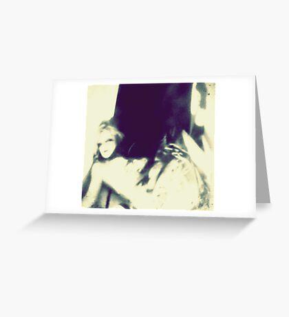 TTV 6 Greeting Card