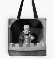 Mr. Roger's Neighborhood King Friday Tote Bag
