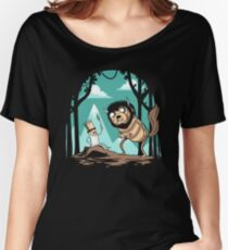 Where the Wild Adventures Are Women's Relaxed Fit T-Shirt