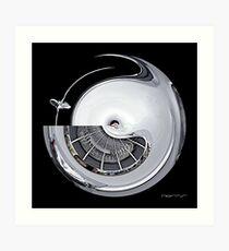 CARZ-Abstract/FIFTEEN Art Print