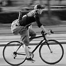 2012 - the cyclist by Ursa Vogel