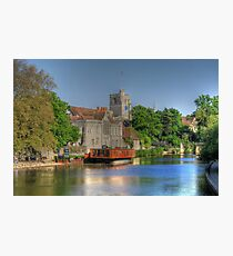 All Saints Maidstone  Photographic Print