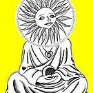 Goddess of Sun by BettyRocksteady