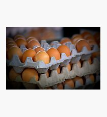 """""""Eggs for Sale""""  Photographic Print"""