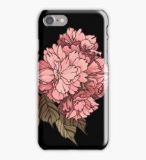 Botanical - Tattoo Flash iPhone Case/Skin