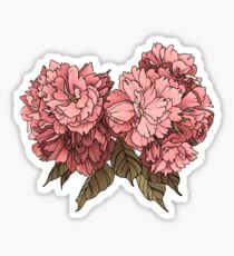 Botanical - Tattoo Flash Sticker