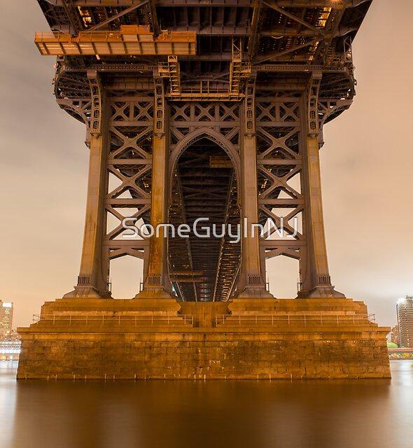 Under the Bridge by SomeGuyInNJ
