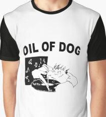 OIL OF DOG SWAG Graphic T-Shirt