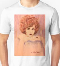 Clara, Redhead Unisex T-Shirt