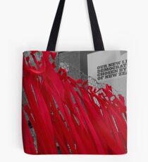 Streamers Tote Bag