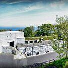 Greys Point Gun Fort by Chris Cardwell