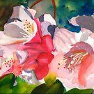 Rhoddies in Bloom by Sally Griffin