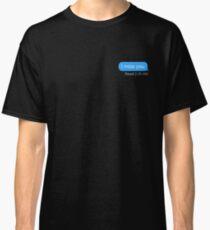 imessage  Classic T-Shirt