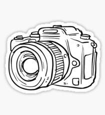 Kamera Sticker