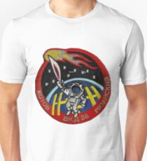Soyuz and the Olympic Torch Logo Unisex T-Shirt