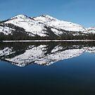 Donner Lake Morning by Mickey Hatt