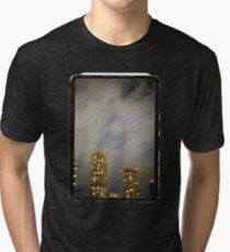 Modest Mouse - The Lonesome Crowded West Window Tri-blend T-Shirt