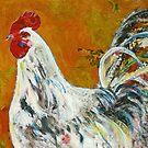 Fancy Feathers by Lora Garcelon