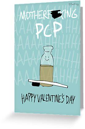 MOTHERF*CKING PCP by Ben Kling