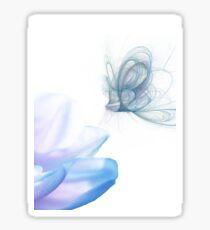 Summer Blue Sticker