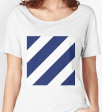 Third Infantry Division (3ID) Insignia Women's Relaxed Fit T-Shirt