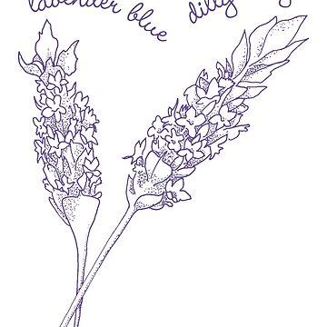 Innocence Lost to Lavender... by georgianaarcher