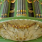 Pipe organ in Deventer, the Netherlands by Jenny Setchell